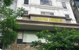 TH OFFICE TOWER 25 – 218 THƯỢNG ĐÌNH, THANH XUÂN, HÀ NỘI