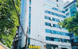 TH OFFICE TOWER 33 – 3/3 Duy Tân, Cầu Giấy, Hà Nội